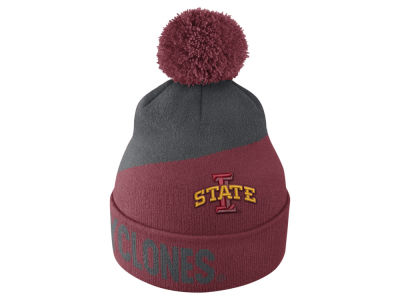 Iowa State Cyclones Nike NCAA Champ Pom Knit