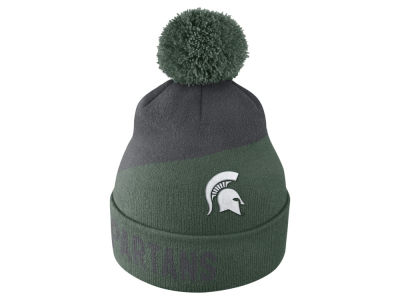 Michigan State Spartans Nike NCAA Champ Pom Knit