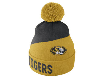 Missouri Tigers Nike NCAA Champ Pom Knit