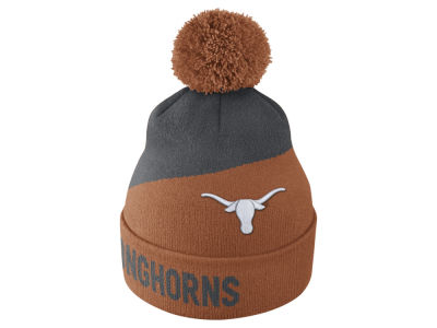 Texas Longhorns Nike NCAA Champ Pom Knit