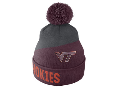Virginia Tech Hokies Nike NCAA Champ Pom Knit