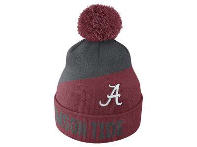 Alabama Crimson Tide Nike NCAA Champ Pom Knit