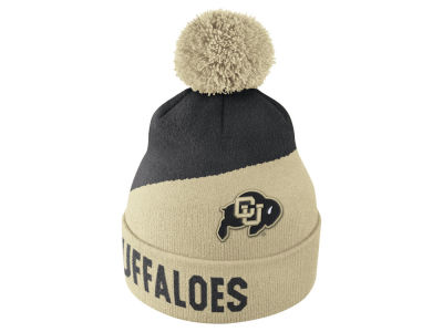 Colorado Buffaloes Nike NCAA Champ Pom Knit