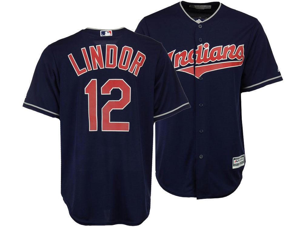 best website fe423 3dbc6 cheap cleveland indians lindor jersey fc431 72672