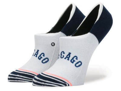 Chicago Cubs Stance MLB Women's Super Invisible Socks