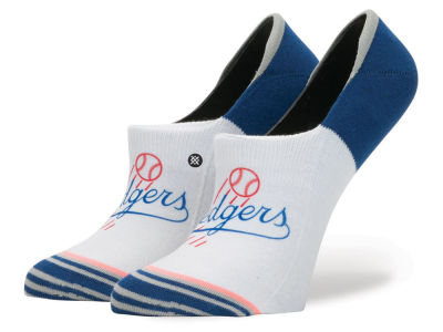 Los Angeles Dodgers Stance MLB Women's Super Invisible Socks