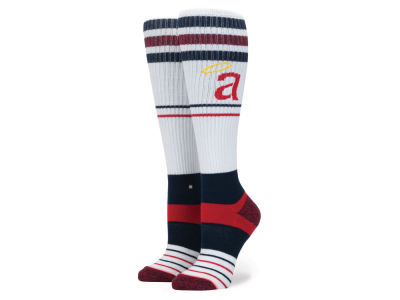 Los Angeles Angels Stance MLB Women's Tall Boot Socks
