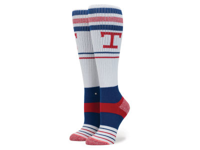 Texas Rangers Stance MLB Women's Tall Boot Socks