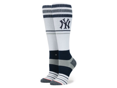 New York Yankees Stance MLB Women's Tall Boot Socks