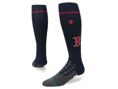 Boston Red Sox Stance MLB Diamond Pro Team Socks