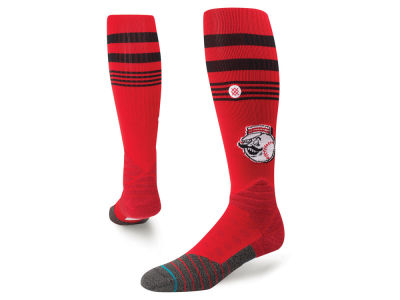 Cincinnati Reds Stance MLB Diamond Pro Team Socks