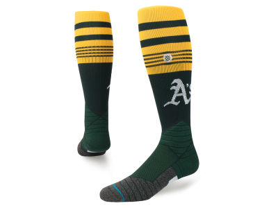 Oakland Athletics Stance MLB Diamond Pro Team Socks