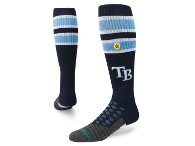 Tampa Bay Rays Stance MLB Diamond Pro Team Socks