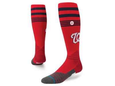 Washington Nationals Stance MLB Diamond Pro Team Socks