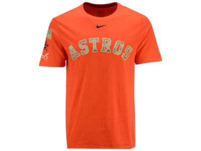 Houston Astros MLB Men's Memorial Camo Pack T-shirt