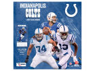 Indianapolis Colts MBL 12x12 Team Wall Calender Collectibles