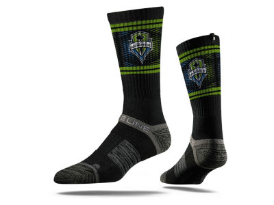 Seattle Sounders FC Strideline MLS Strideline Crew Socks