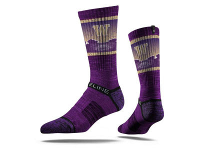 Washington Huskies Strideline NCAA Strideline Crew Socks