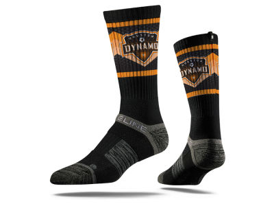 Houston Dynamo Strideline MLS Strideline Crew Socks