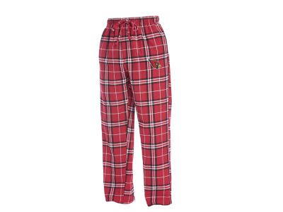 Arizona Cardinals Concept Sports NFL Men's Huddle Flannel Sleep Pant