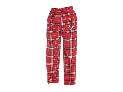 Atlanta Falcons Concept Sports NFL Men's Huddle Flannel Sleep Pant