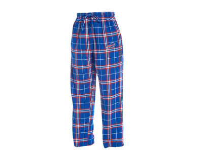 Buffalo Bills NFL Men's Huddle Flannel Sleep Pant