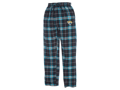 Jacksonville Jaguars Concept Sports NFL Men's Huddle Flannel Sleep Pant