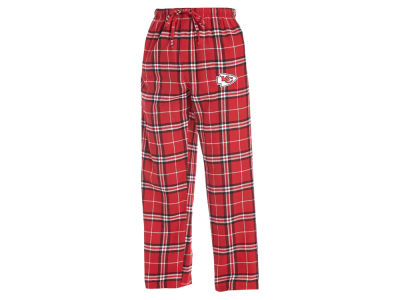 Kansas City Chiefs NFL Men's Huddle Flannel Sleep Pant