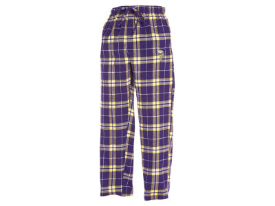 Minnesota Vikings NFL Men's Huddle Flannel Sleep Pant