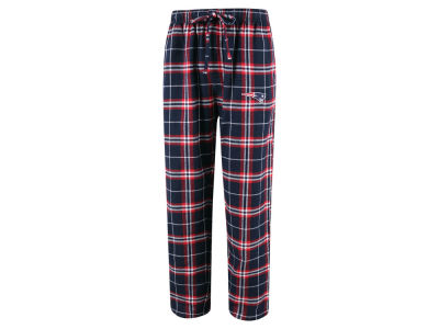 New England Patriots NFL Men's Huddle Flannel Sleep Pant