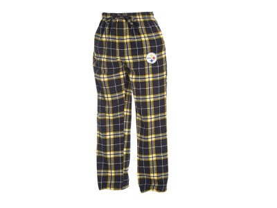Pittsburgh Steelers Concept Sports NFL Men's Huddle Flannel Sleep Pant