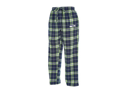 Seattle Seahawks NFL Men's Huddle Flannel Sleep Pant