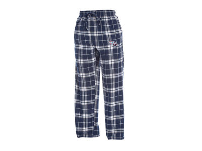 Tennessee Titans Concept Sports NFL Men's Huddle Flannel Sleep Pant