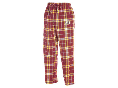 Washington Redskins Concept Sports NFL Men's Huddle Flannel Sleep Pant
