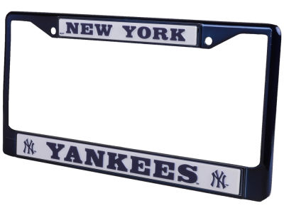 New York Yankees Memory Company Chrome Frame
