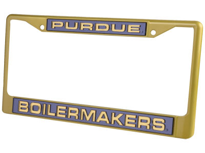 Purdue Boilermakers Chrome Frame