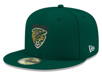 Chiapas F.C. Jaguares New Era Liga MX 59FIFTY Cap