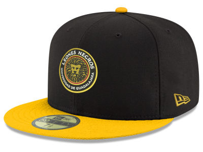 Leones Negros New Era Liga MX 59FIFTY Cap