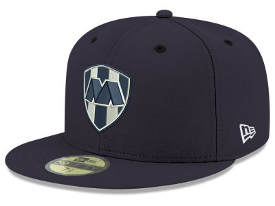 Rayados De Monterrey New Era Liga MX 59FIFTY Cap