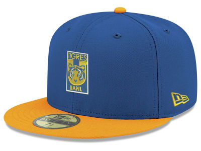 Tigres De Monterrey New Era Liga MX 59FIFTY Cap