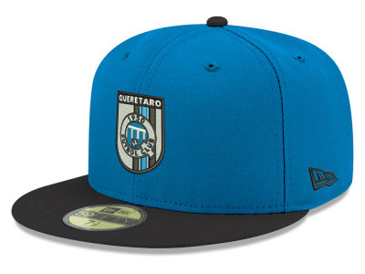 Gallos Blancos Queretaro New Era Liga MX 59FIFTY Cap