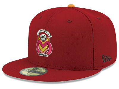Monarcas Morelia New Era Liga MX 59FIFTY Cap