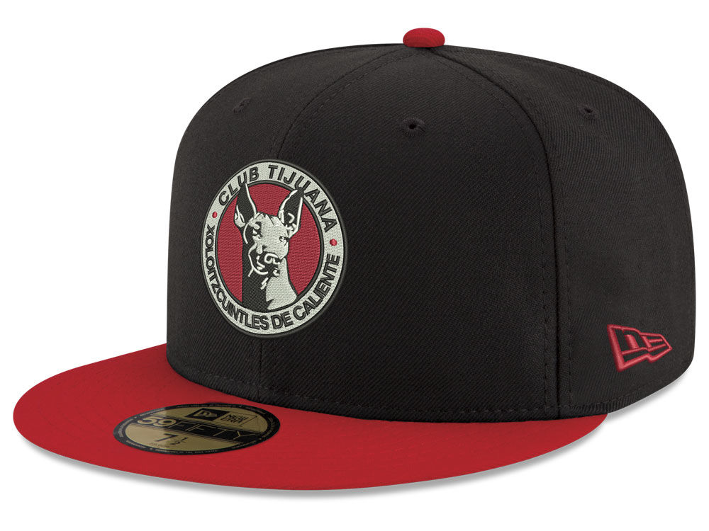 Tijuana Xolos New Era Liga MX 59FIFTY Cap  026a46f89ac