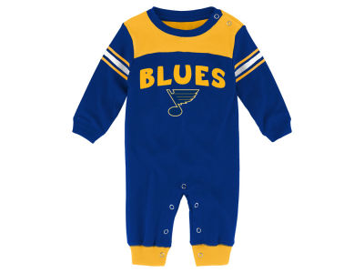 St. Louis Blues Outerstuff NHL Newborn Penalty Box Coverall