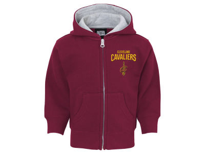 Cleveland Cavaliers Outerstuff NBA Toddler Pledge Full Zip Hoodie
