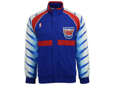 New Jersey Nets Mitchell & Ness NBA Men's Authentic Warm Up Jackets