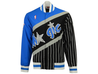 Orlando Magic Mitchell & Ness NBA Men's Authentic Warm Up Jackets