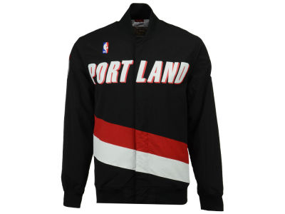 Portland Trail Blazers Mitchell & Ness NBA Men's Authentic Warm Up Jackets