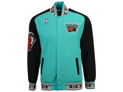 Vancouver Grizzlies Mitchell & Ness NBA Men's Authentic Warm Up Jackets