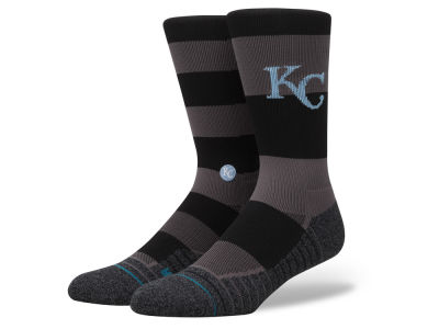 Kansas City Royals Stance MLB Nightshade Crew Sock